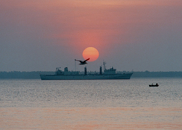 KAJJN-HMCS-Sunset